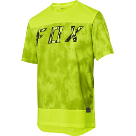 Fox Ranger Dri-Release Elevated Maillot Manga Corta Hombre, day glow yellow